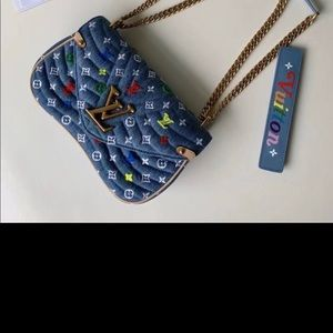 Louis Vuitton New Wave Denim bag